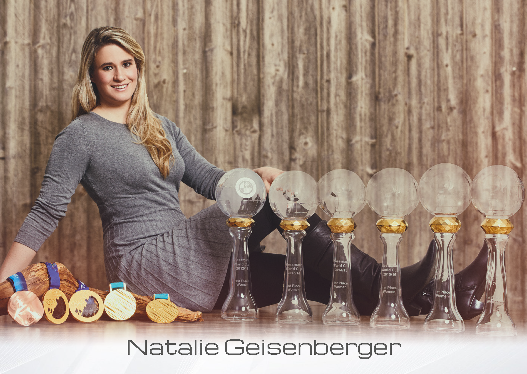 Natalie Geisenberger – Speed on Ice
